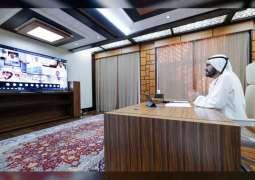 محمد بن راشد يترأس اجتماع مجلس الأمناء ويعلن النتائج السنوية لأعمال مؤسسة مبادرات محمد بن راشد آل مكتوم العالمية للعام 2019