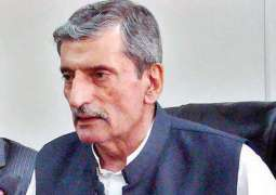 Bashir Ahmad Bilour tests positive for Coronavirus