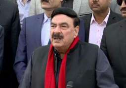PM allows partial resumption of train service: Sheikh Rasheed