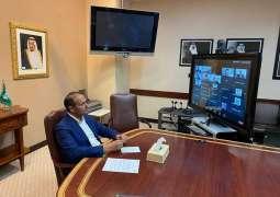الدكتور منزلاوي يشارك في الإحاطة الافتراضية للمفوض العام لوكالة الأونروا