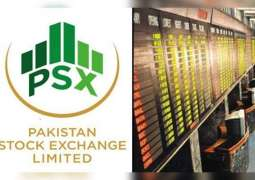 KSE-100 Index closes with net loss of 225.74 points