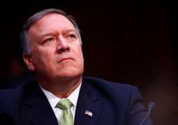 Pompeo Says Regrets Abbas' Decision to No Longer Abide by Accords With US, Israel