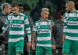 Eight Football Players of Mexico's Santos Laguna Club Test Positive for COVID-19