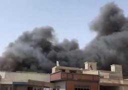PIA passenger plane crashes near Karachi airport