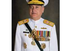 CNS Admiral Zafar Mahmood Abbasi Expressed Grief Over Loss Of Precious Lives In Unfortunate Pia Plane Crash