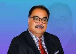 BoP CEO Zafar Masud miraculously survives Karachi plane crash