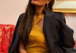Zara Abid survives in Karachi plane crash