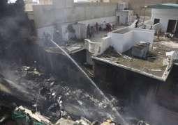 Flight-Tracking Website Says Crashed Pakistani Passenger Jet Aborted One Landing Attempt