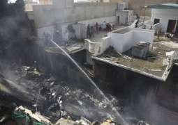 Two People Survive Plane Crash in Pakistan - Regional Authorities