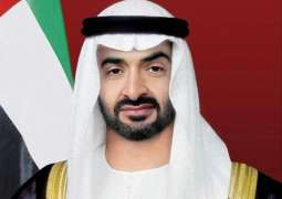 Mohamed bin Zayed exchanges Eid Al Fitr greetings with Arab leaders