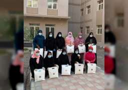 GWU presents Eid al-Fitr clothes to participants of peacekeeping programme, vulnerable families