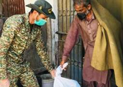 Pakistan Navy continues to provide assistance to deserving families