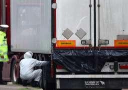 Belgium, France Arrest 26 Migrant Smugglers Over Essex Lorry Deaths Case - Europol
