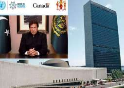 PM to address an event being organized by Canadian PM, UN General Secy today
