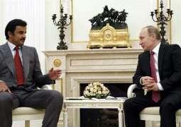 Putin, Qatari Emir Discuss Syria, Humanitarian Situation - Kremlin