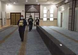 600 جامع ومسجد بالحدود الشمالية تكمل جاهزيتها  بعد الإجراءات الوقائية لاستقبال المصلين