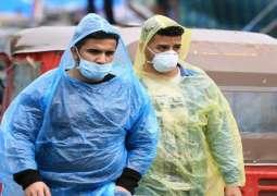 باکستان تسجل ارتفاع عدد الاصابات بفیروس کورونا المستجد الي 63716 حالة