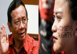 وزیر اندونیسي یواجہ الانتقادات بسبب تشبیہہ فیروس کورونا بالزوجات