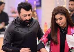 Nida Yasir and her husband Yasir Nawaz test positive for Coronavirus