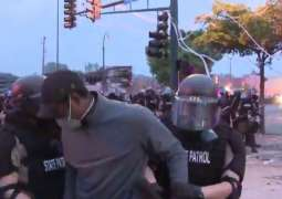 OSCE Media Watchdog Says Concerned by Arrest of CNN Reporters During Minnesota Protests