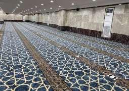جوامع ومساجد محافظة جدة تكمل جاهزيتها لاستقبال المصلين وسط تطبيق الإجراءات الوقائية