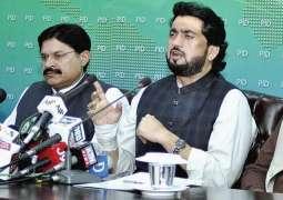 اصابة وزیر الدولة لمکافحة المخدرات شھریار خان آفریدي بفیروس کورونا