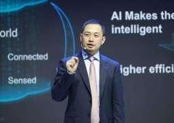 Huawei Enterprise BG Maintain Growth Trend in Industrial Digitization