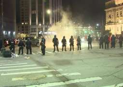 One Killed, 40 Detained During Riots in US Detroit - Reports