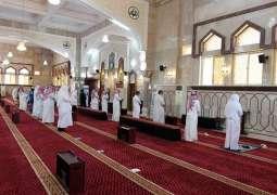 مدير الشؤون الإسلامية بعسير يتفقد الإجراءات الاحترازية في عدد من جوامع المنطقة