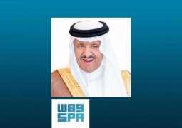 سمو الأمير سلطان بن سلمان يهنئ بنجاح إطلاق أول رحلة للفضاء مع القطاع الخاص بعد غياب 9 أعوام