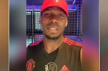 Pogba sends Eid greetings through Dubai Sports Council