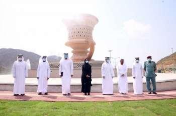 SDTPS inaugurates Khorfakkan Monument