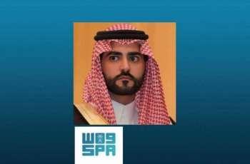 سمو سفير خادم الحرمين الشريفين لدى البحرين يهنئ القيادة الرشيدة بعيد الفطر المبارك