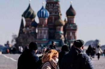 """روسيا تسجل 173حالة وفاة جديدة بـ """"كورونا"""""""
