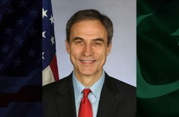 Ambassador Jones' Eid Message Celebrates Growing U.S.-pakistan Health Partnership