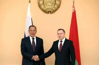 Foreign Ministers of Belarus, Russia Discuss Cooperation, COVID-19 Response - Minsk