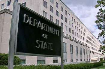 US-Led Coalition Against IS to Hold Virtual Ministerial Meeting on June 4 - State Dept.