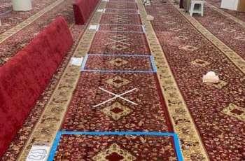 وزارة الشؤون الإسلامية تضع اللمسات النهائية لفتح 90 ألف مسجد وجامع بالمملكة فجر الأحد القادم