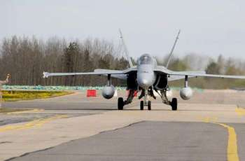 NATO Says Spain Successfully Completes 1st Month of Baltic Air Policing Despite COVID-19