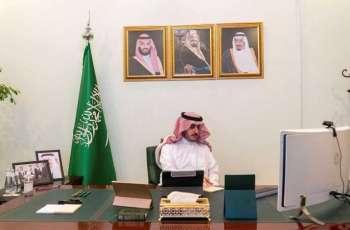 سمو أمير الجوف يرأس اجتماع لجنة تقييم سكن العمالة الوافدة