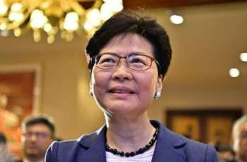 Hong Kong Chief Urges People to Support Beijing's Security Law, Explains Urgency