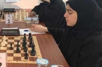 لاعبة منتخبنا الوطني تحقق نتائج جيدة في تصفيات المنطقة الآسيوية الشطرنج