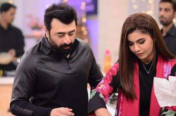 Nida Yasir and her husband Yasir Nawaz test positive for Coronavirus