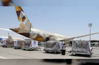 UAE sends medical aid to Sudan in fight against COVID-19