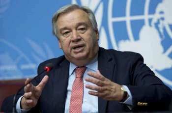 Guterres Says 2 Peacekeepers From UN Mission in Mali Died This Week Due to COVID-19