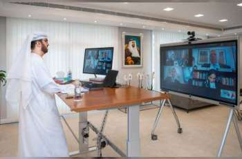UAE and Germany continue their strategic cooperation through a virtual visit to Berlin