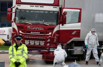 France Charges 13 Suspected Migrant Smugglers Over UK Truck Deaths - Reports