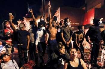 Violent Protests Sweep Across US in Wake of George Floyd's Death in Custody