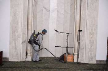 فرع الشؤون الإسلامية بالمدينة المنورة ينهي تجهيز 4077 مسجدًا وجامعًا لاستقبال المصلين