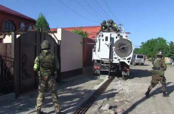 Two Militants Neutralized During Anti-Terror Operation in Russia's Ingushetia- Authorities